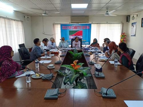 Second EC Meeting of BDPS